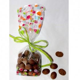 Petits Oeufs Chocolat Belge Lait Praliné Sans Sucre