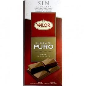 Tablette Chocolat Noir Pur Sans Sucre Pour Diabétique