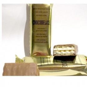Barre Chocolatée Chocodélice Sans Sucre