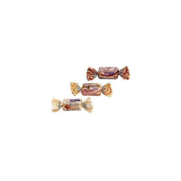 Caramels Tendres, Café, Chocolat et Café Sans Sucre