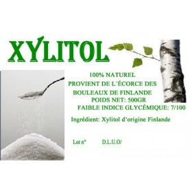 XYLITOL 100% NATUREL