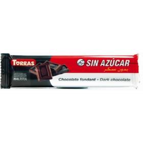 Barre Chocolat Noir Sans Sucre