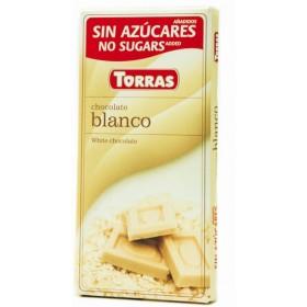 Tablette Chocolat Blanc Sans Sucre