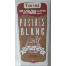 Tablette Chocolat Blanc à Cuire Sans Sucre