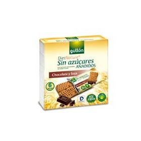 Biscuit Chocolat et Soja Sans Sucre Pour Diabétiques