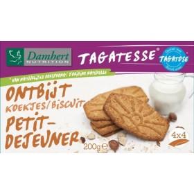 Biscuits Petit-Déjeuner Céréales et Noisettes Sans Sucre Tagatose