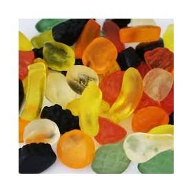 Gommes Fruits Sans Sucre avec Édulcorant 150g
