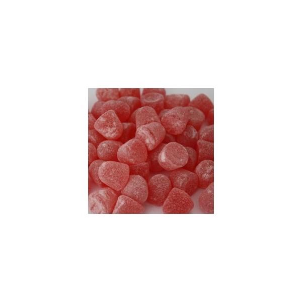Gommes Framboise Sans Sucre Pour Diabétiques 150g