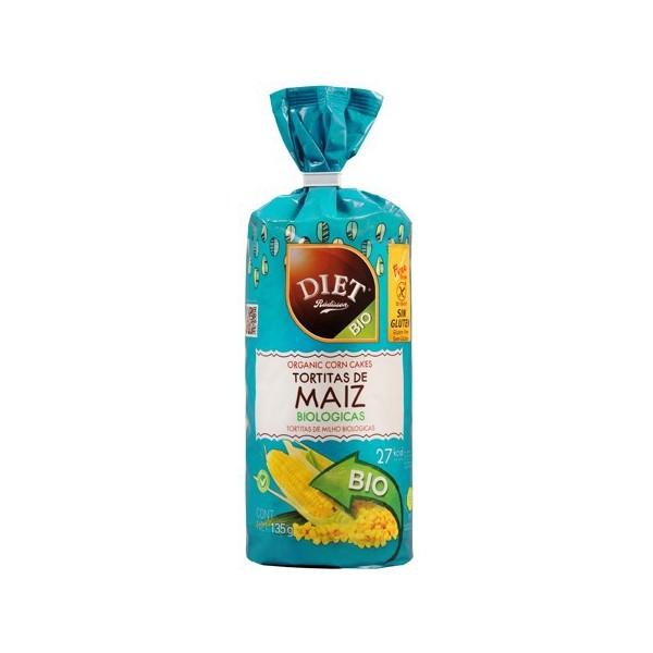 Galettes ou Biscottes Maïs Bio Sans Sucre