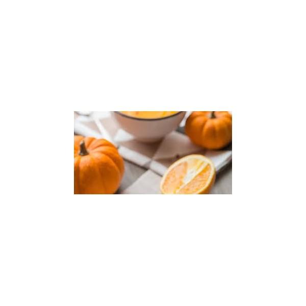 Confiture Orange/Potiron Artisanale Sans Sucre avec Édulcorant