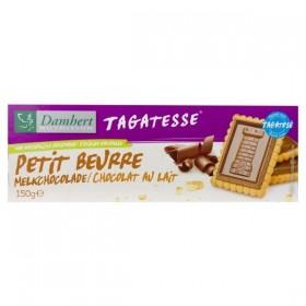 Petit Beurre Sans Sucre Chocolat Lait Tagatesse pour diabétique (Tagatose)