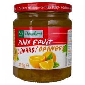 Confiture orange pur fruit