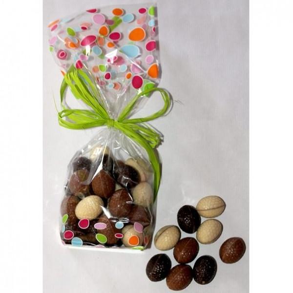 Mélange Petits Oeufs Chocolat Belge Sans Sucre