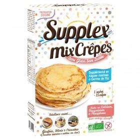 Mix Crêpes Sans Sucre Pour Diabétiques