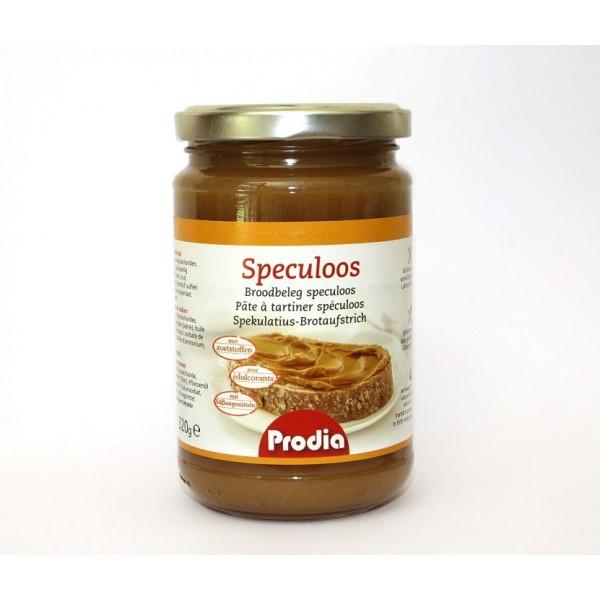 Pâte a tartiner speculoos Sans Sucre 350g P