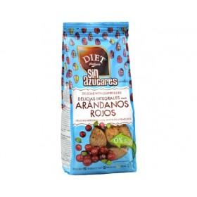 Biscuits Complets aux Cranberries Sans Sucre avec Édulcorant 175g DR