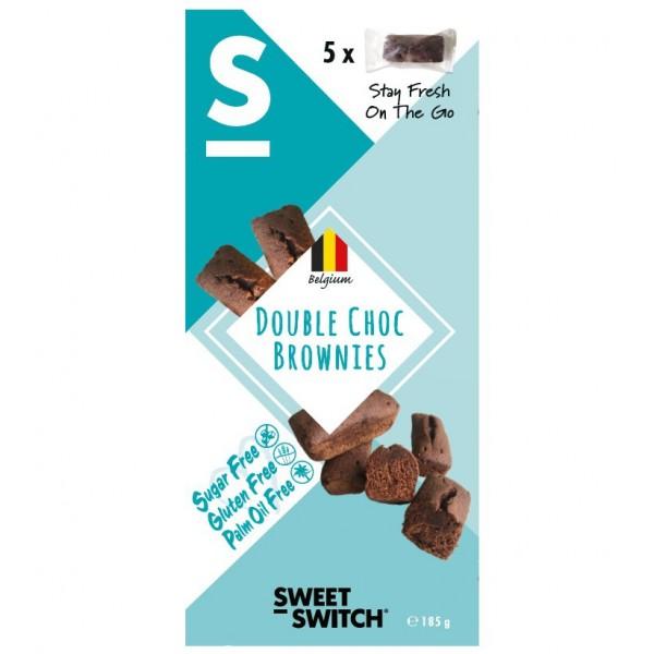 Brownies Sans Sucre avec Édulcorant Pour Diabétique SW