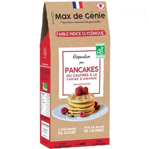 Préparation pour pancakes ou gaufres