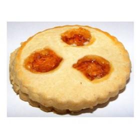 Tartelettes Abricotines Sans Sucre avec Édulcorant  pour Diabétique P