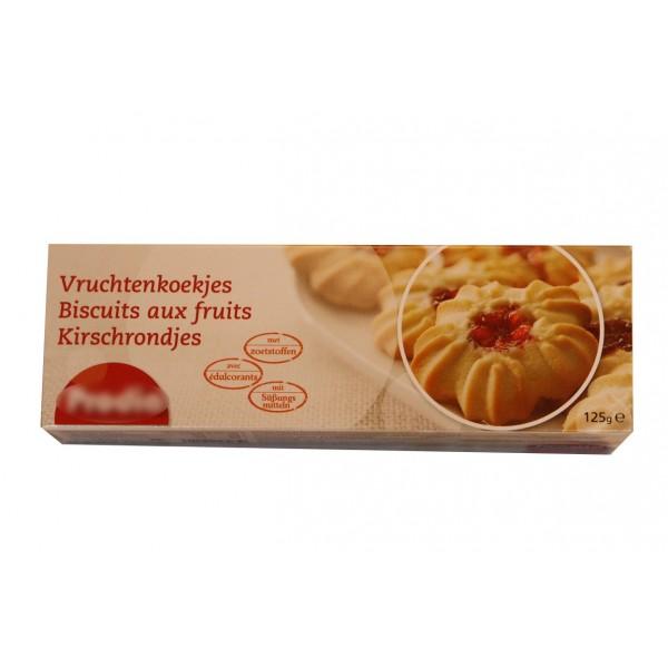 Biscuits aux fruits sans sucre pour diabétique