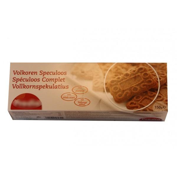 Biscuits Spéculoos complet sans sucre ajouté 150g - P