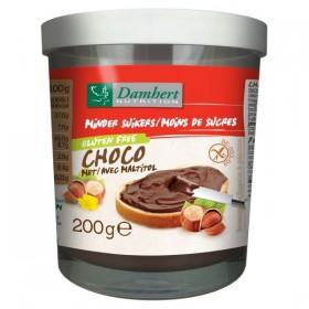 Crème de choco Noisettes Sans Sucre ajouté au maltitol