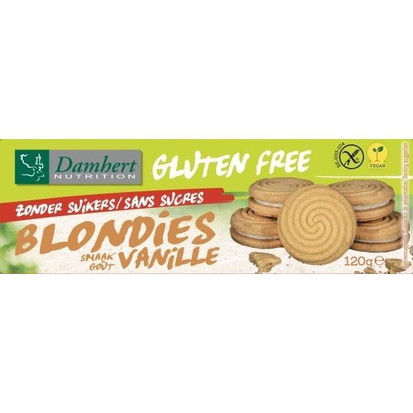 Gaufres Belges sans sucre vanille pour diabétique