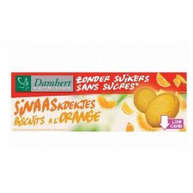Bisuits à l'orange pour diabétique