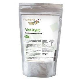 1 KG - XYLITOL 100% NATUREL  Pour Diabétiques