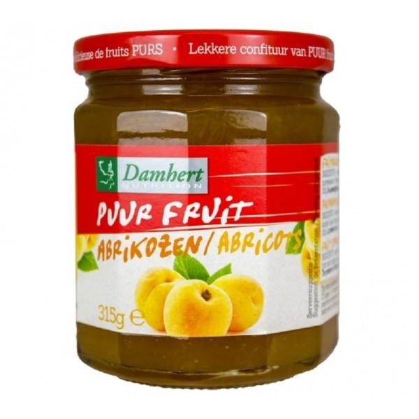 Confiture pur fruit a l'abricot 315 g - D