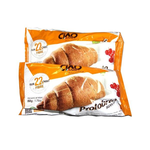 Croissant sweet Protobrio sans sucre ajouté 50 g - CC