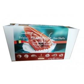 Ballotin de fruits de mer en chocolat sans sucre pour diabétiques 470g -   B