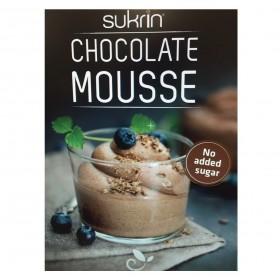 Mousse au chocolat sans sucre ajouté 85g - S