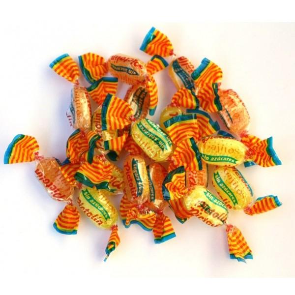 Bonbons orange/citron Pictolin Sans Sucre Ajouté 100g