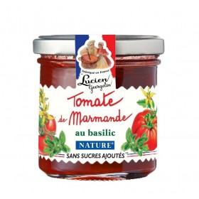 sauce tomate marmande au basilic 150g G
