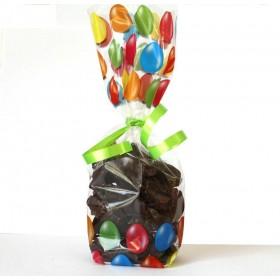 Friture en chocolat noir sans sucre ajouté pour diabétiques - R