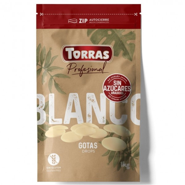 Chocolat Blanc a cuisiner Sans Sucre ajouté  T