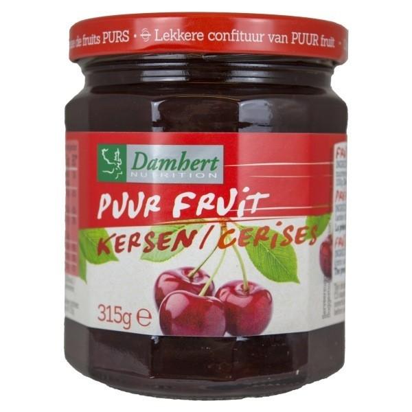 Confiture pur fruit à cerise 315 g - D