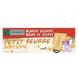 Petit Beurre Naturel sans sucre avec édulcorant pour diabétique (tagatose)