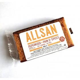 Pain d'épices au miel Allsan