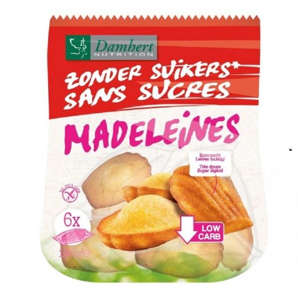 Madeleines sans sucre ajoute ajouté 180g - D