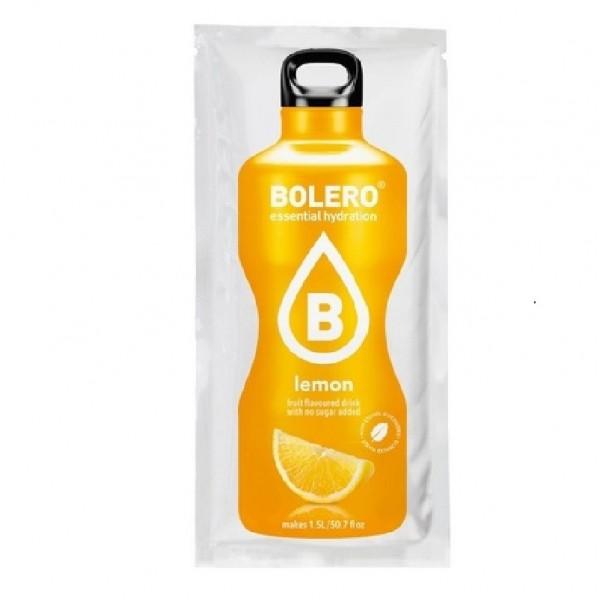 Boisson aromatisée citron sans sucre ajouté 9g