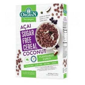 Céréales sans sucre Açai / Noix de coco 200 g - O
