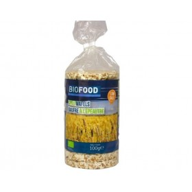 Galettes d'epeautre 100 g Biofood