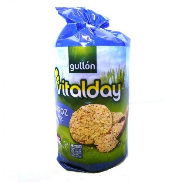 Galettes de riz 130 g Gullon