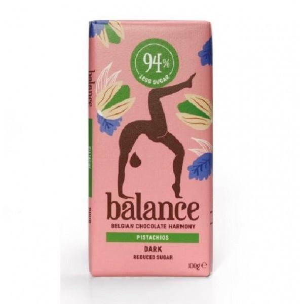 Tablette Chocolat Noir  myrtilles  Balance